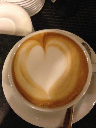 Caffè San Marco : Caffelatte