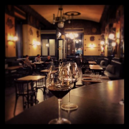 Caffè San Marco : Vino