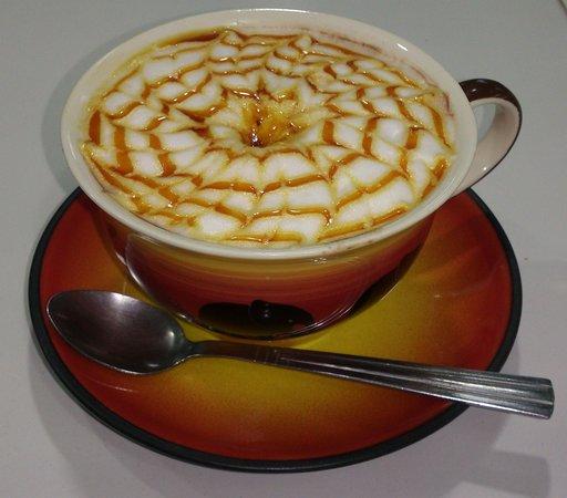 Boulangerie Patisserie De Samui : cappuccino