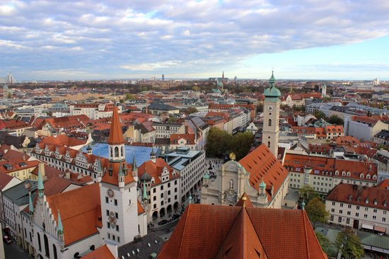 munich city picture of rilano 24 7 muenchen city munich tripadvisor. Black Bedroom Furniture Sets. Home Design Ideas