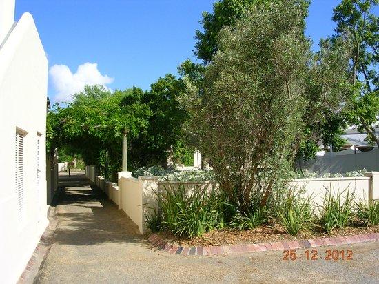 Spier Hotel: Jardins