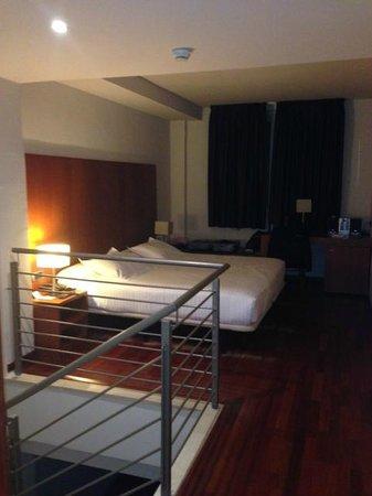 Acevi Villarroel: Superbe duplex - chambre 118