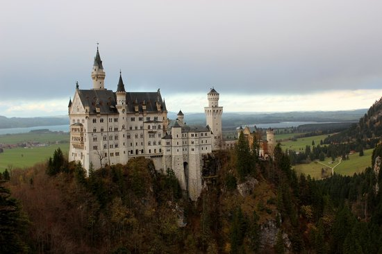 Rilano 24/7 Munich City: Neuschwanstein castle