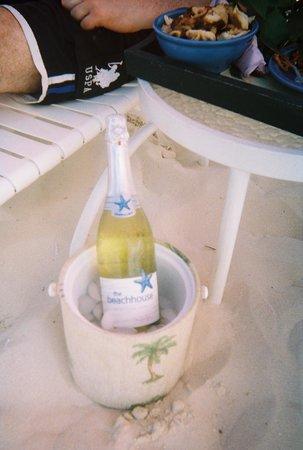 Ocean Club West: Beach House Champagne from Graceway Market