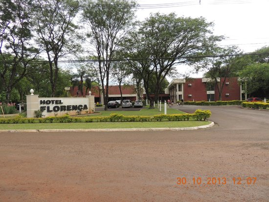 Hotel Nacional Inn Foz do Iguacu: Entrance