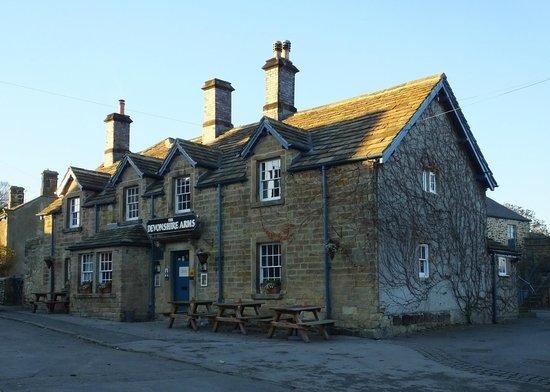 The Devonshire Arms at Pilsley - Restaurant: Devonshire Arms Pilsley