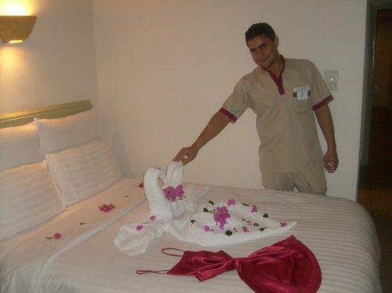 Sharm El Sheikh Marriott Resort: саид