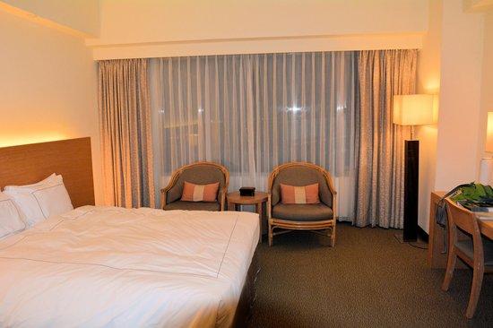 Parkview Hotel : ホテルの部屋