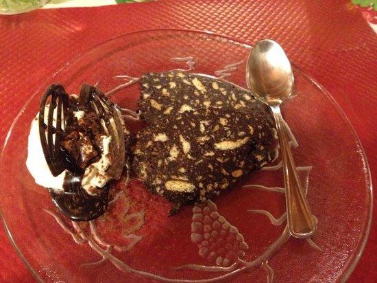 Civardi Racemus: Salame di cioccolato