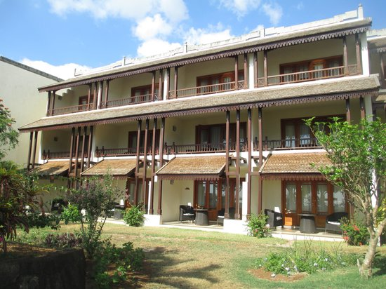 Sofitel Mauritius L'Imperial Resort & Spa: chambres