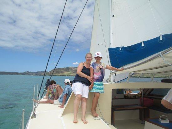 Sofitel Mauritius L'Imperial Resort & Spa: catamaran
