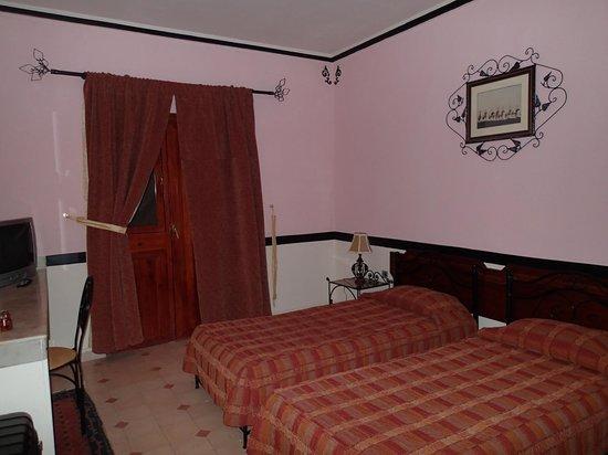 Hotel Le Fint : ツインルーム