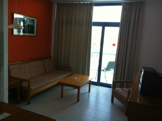 Costa Volcan Apartments: Lounge
