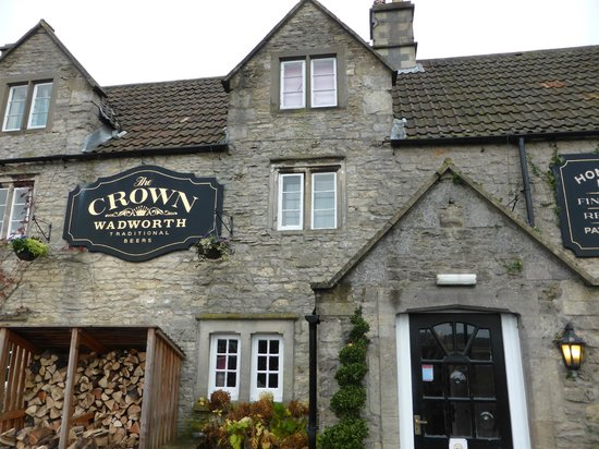 The Crown: Characterful exterior