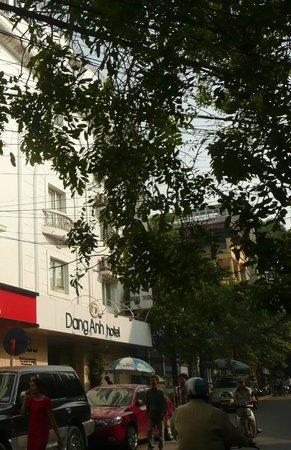 Dang Anh Hotel : Hotel Dang Anh