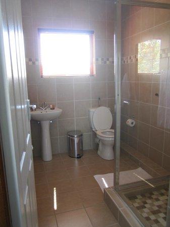 Karoo Sun Guesthouse : Bath