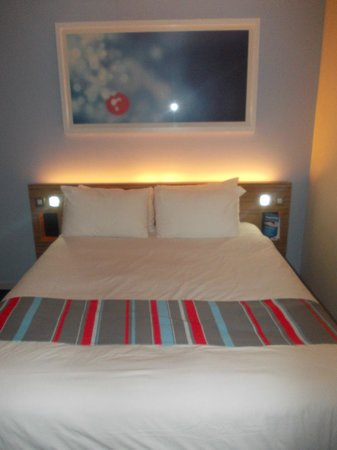 Travelodge Birmingham Central Bull Ring: The bed is so comfortable