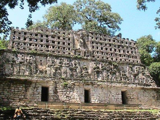 Zona Arqueológica de Yaxchilán