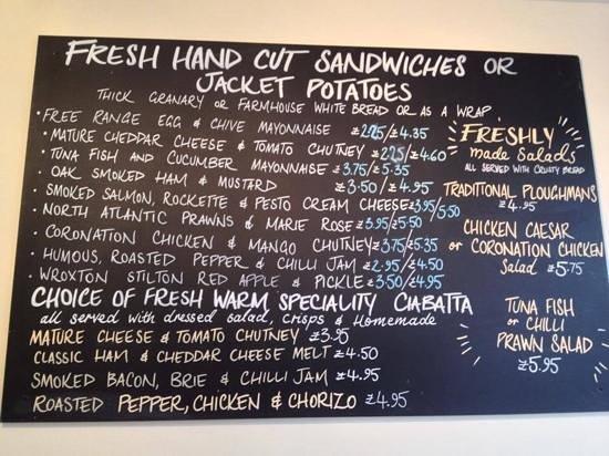 Rowell's Rolls: sanwiches,wraps,rolls,ciabattas,jacket potatoes
