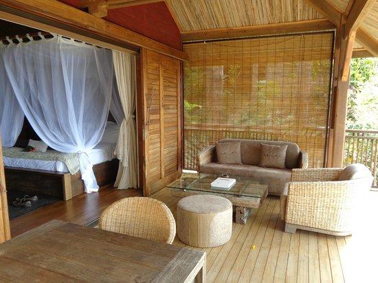 Lakaz Chamarel Exclusive Lodge: Tranquillité...