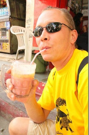 Paps Juice: I got juiced in pap's
