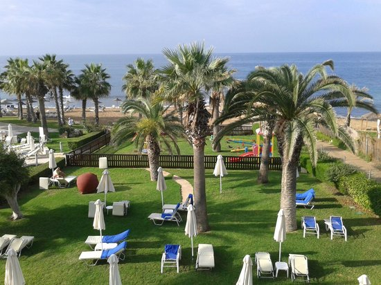 Louis Ledra Beach: view from room 145