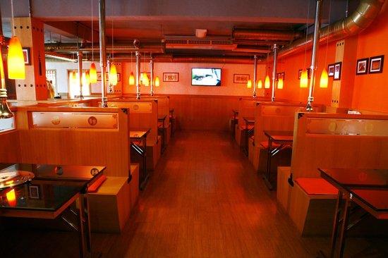 Interior - Lum Lum Korean Restaurant: .