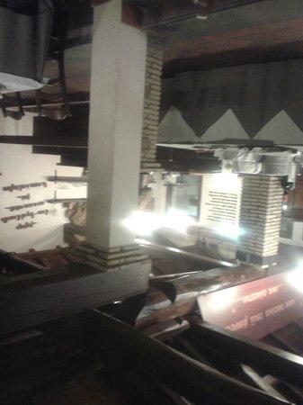 Tenuta dell'Argento Resort: Sala ristorante