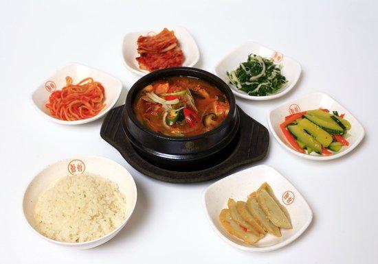 Lum Lum Korean Restaurant: //