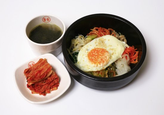Lum Lum Korean Restaurant: .