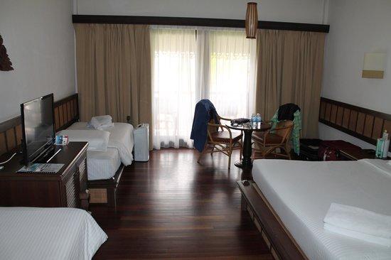 Laguna Redang Island Resort: Our room