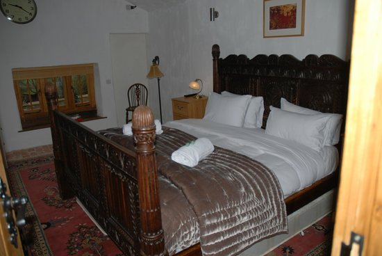 Meadow Cottage: Deluxe double room