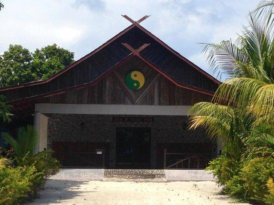 Pom Pom Island Resort & Spa : centro spa