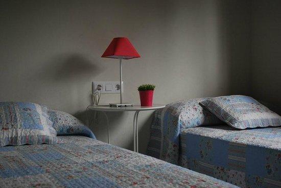 Casa de Aldea el Toral: habitacion doble