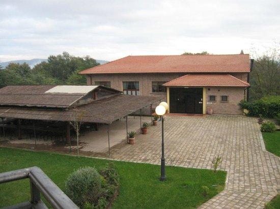 Hotel Residence Sant'Uberto: ristorante
