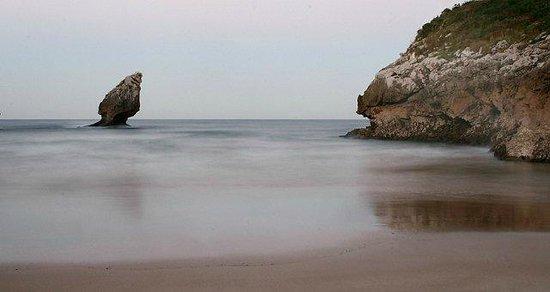 Casa de Aldea el Toral: playa  cercana