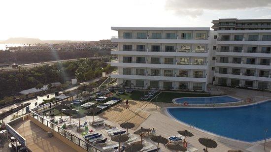 Apartamentos Gema Aguamarina Golf: lovely pool area