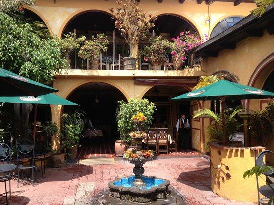 Las  Antorchas: Las Antorchas - Cadre du restaurant