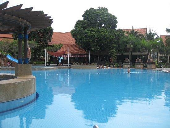 Laguna Redang Island Resort: Pool