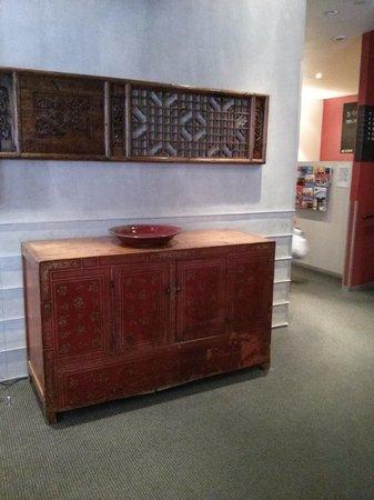 Punthill Little Bourke: reception area