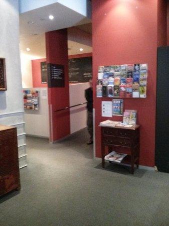 Punthill Little Bourke : reception area