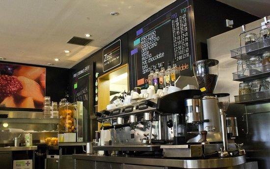 Zest - Fresh Coffee
