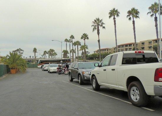 BEST WESTERN Mission Bay : рядом с отелем