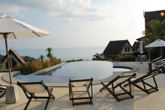 Baan KanTiang See Villa Resort (2 bedroom villas) : Pool at  Baan Kantiang See