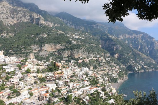 Gioia Private Tours & Trips : view taken on our tour of the Amalfi Coast