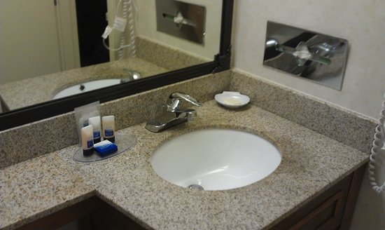 Best Western Plus Grosvenor Airport Hotel : Bathroom 2