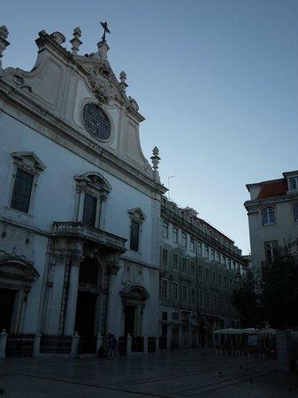Pensao Residencial Geres: 聖ドミニコ教会