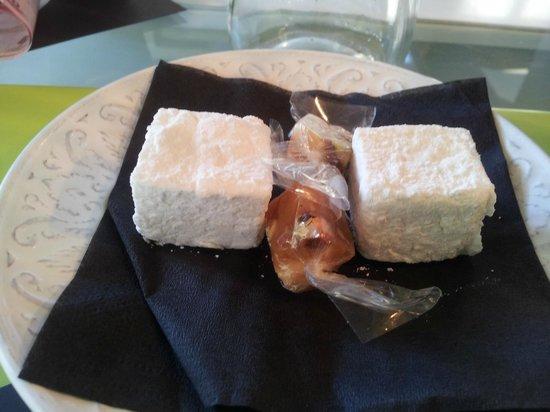 Eat at Milton's: Sweet treats!