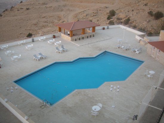 Petra Panorama Hotel: The pool