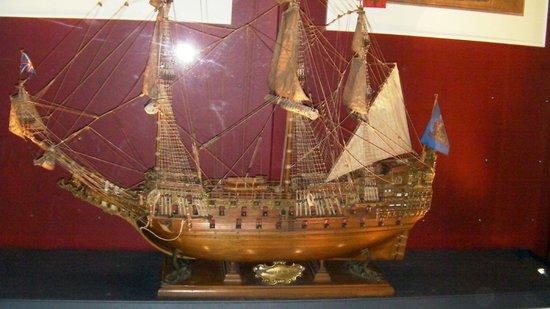 Galata Museo del Mare e Nazario Sauro